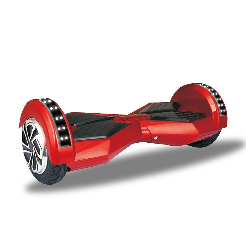red 8 inch hoverboard