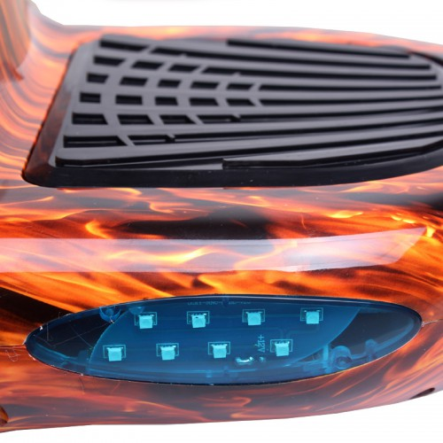 10 inch hoverboard flame4