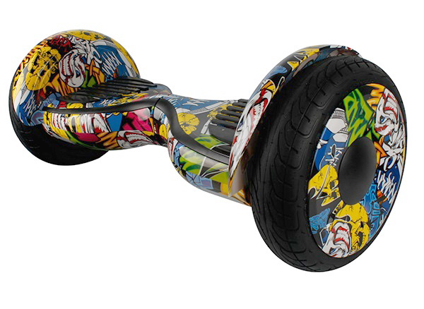 10 inch hoverboard graffiti3