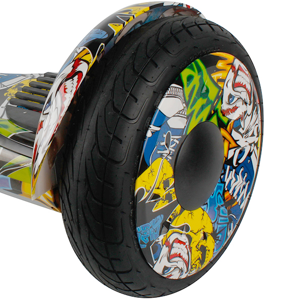 10 inch hoverboard graffiti5